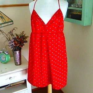 Gilligan and O'Malley Red Nightie